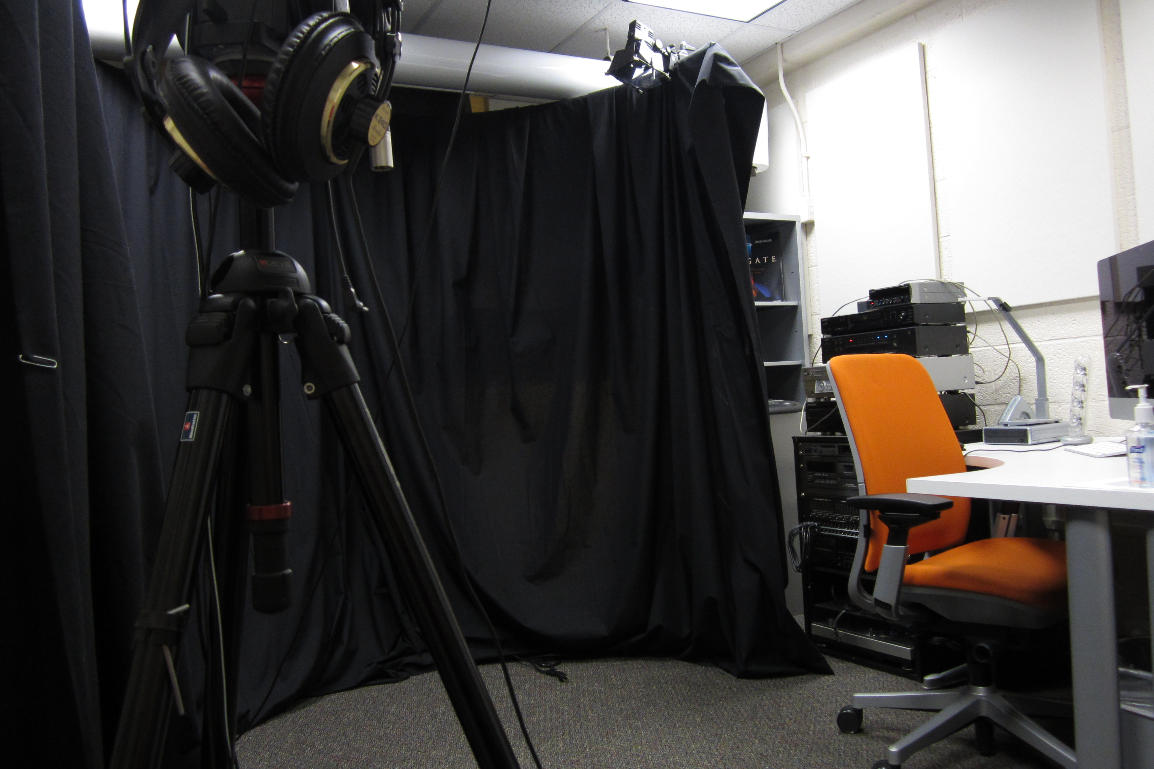 video production room