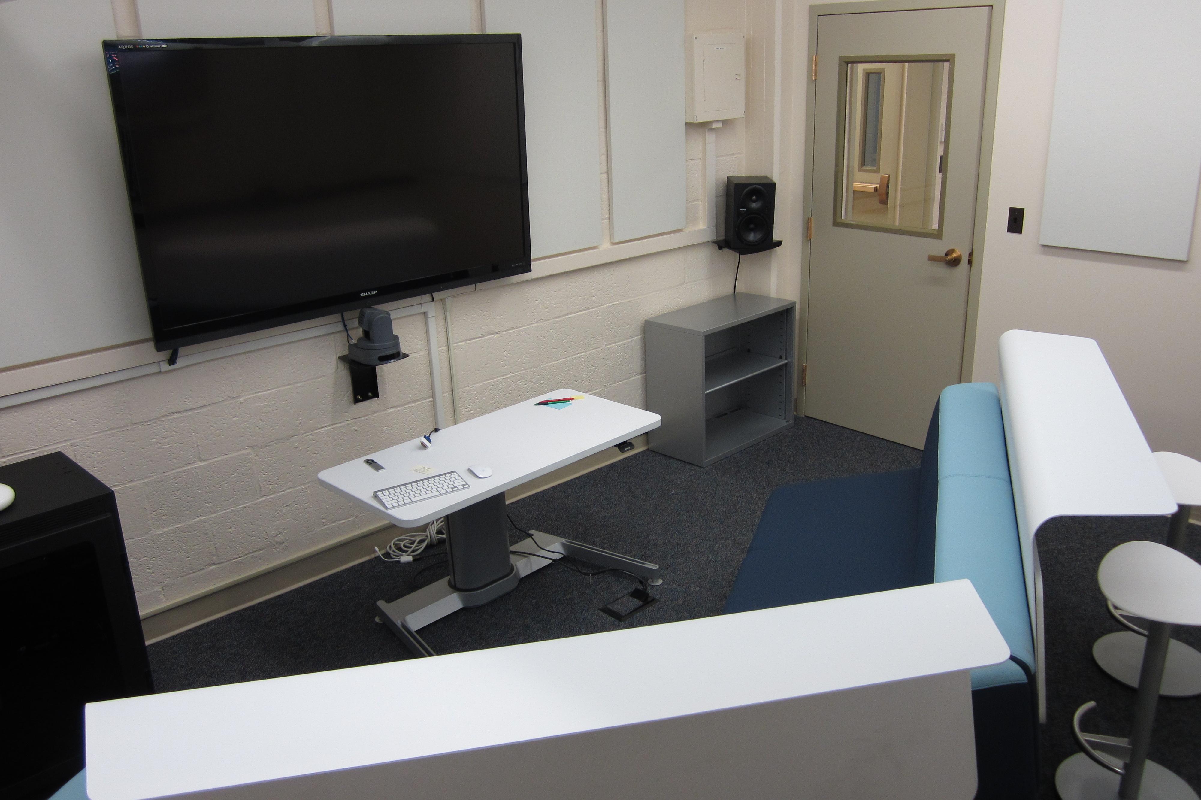 video conferencing room