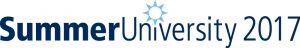 Summer University 2017 logo