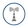 wireless connection symbol